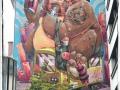 Berlin Mural Festival - Warschauer Straße 8